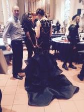 Bridal Fashion Show 2015 Model