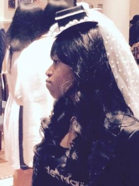 Bride's Wedding Hat by Designer Jane Noriega