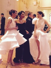 Bridal Fashion Show 2015 Models