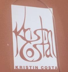 Designer Kristin Costa