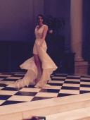 Irina Shabayeva Bridal show